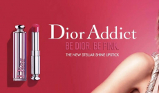 Offre de rapidité : palette découverte du rouge à lèvres Dior Addict Stellar Shine