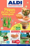 Catalogue Aldi – Pâques fait une entrée remarquée