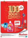 Catalogue Auchan – 100 jours étonnants