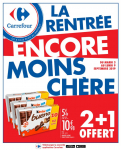 Catalogue Carrefour – La rentrée encore moins chère 3