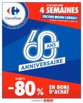 Catalogue Carrefour – 4 semaines encore moins chères !