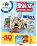 Catalogue Carrefour – Astérix débarque chez Carrefour