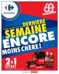Catalogue Carrefour – Dernière semaine encore moins chère !