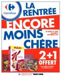 Catalogue Carrefour – La rentrée encore moins chère 2