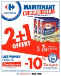 Catalogue Carrefour – Maintenant et moins cher