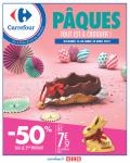 Catalogue Carrefour – Pâques tout est à croquer !