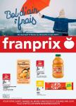 Catalogue Franprix – Bol d'air frais