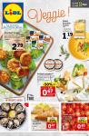 Catalogue Lidl – Veggie