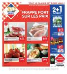 Catalogue Leader Price – Frappe fort sur les prix