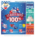 Catalogue Leader Price – Leader days