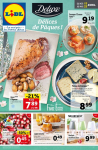 Catalogue Lidl – Délices de pâques !