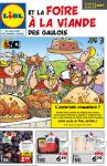 Catalogue Lidl – Et la foire à la viande des gaulois
