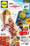 Catalogue Lidl – Fan de barbecue