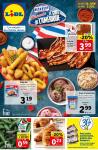 Catalogue Lidl – Le goût de l'Amérique