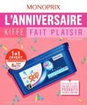 Catalogue Monoprix – L'anniversaire