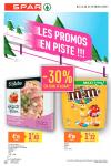 Catalogue Spar – Les Promos en piste
