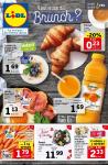 Catalogue Lidl – Promotions de la semaine