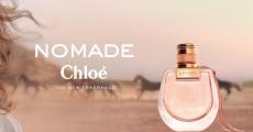 Offre de rapidité : échantillon gratuit Chloé Nomade sur simple visite