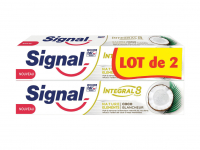 Dentifrice Signal – 0.50€ DE RÉDUCTION