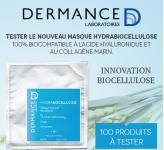 Test de Produit : Masque Anti-Soif HydraBiocellulose de Dermance