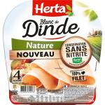 Dinde Herta – 0.60€ de RÉDUCTION