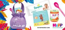 250 000 kits Bébé offerts sur simple demande !