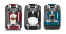 A remporter : 100 machines à café Tassimo Suny