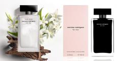1 parfum For Her de Narciso Rodriguez offert