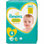 Pampers Premium – 6.00€ DE RÉDUCTION