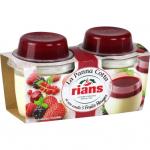 Panna Cotta Rians – 0.50€ DE RÉDUCTION