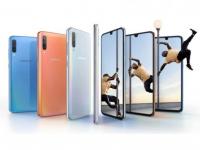 Tentez de remporter un smartphone Samsung Galaxy A70 0 (0)
