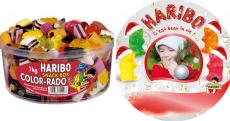 5 boîtes de bonbons HARIBO personnalisées à REMPORTER !