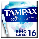 Tampax Cotton – 2.80€ DE RÉDUCTION