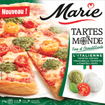 Tarte Marie – 1.50€ DE RÉDUCTION
