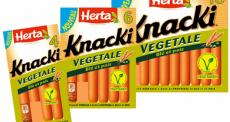 2000 paquets de Knacki végétales Herta offerts !