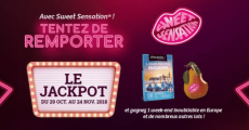 Gagnez 1 coffret Wonderbox « Week-end en Europe »