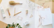 A gagner : Des accessoires en bois brut Bachca Paris