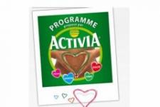 Inscription « Mon Programme » par Activia
