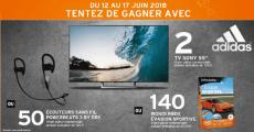 2 TV Sony de 55″, 50 écouteurs Beats et 40 Wonderbox à remporter !