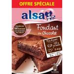 Réduction Fondant au chocolat Alsa chez Intermarché 0 (0)