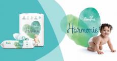 3000 packs Pampers Harmonie offerts