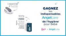Remportez 10 kits Hygiène bébé AngelCare