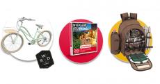 EN JEU : Des vélos, des Smartbox, des sacs de pique-nique…