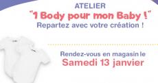 Votre body pour bébé Toys'R'Us gratuit ! 0 (0)
