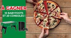 A remporter : 10 babyfoots et 20 consoles de jeux vidéo !