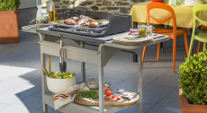 BBQ, chaises et coffre de rangement de 90L à 0€ !