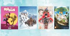 Leclerc : Plus de 400 mangas, BD, comics gratuits 3.5 (4)