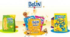 2 paquets de gâteaux apéro Belin gratuits !