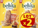 Réduction Biscuits Belvita chez Carrefour