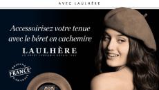 A remporter : 21 bérets en cachemire Laulhère de 95€ 0 (0)